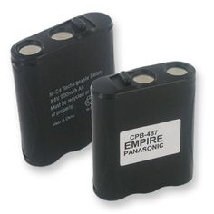 Radio Shack 23-932 Replacement Cordless Battery by Green Planet. $5.95