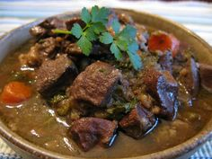 Offal (But Not Awful) Stew by @ThePaleoMom #AIPaleo
