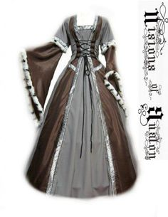 Illusions of Avalon fantasy costuming by Historical Dreams, Germany