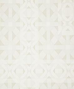 Liberty Art Fabrics Simon Wallpaper in Chantilly Cream