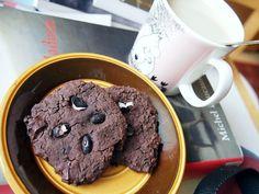 Black Bean Cookies