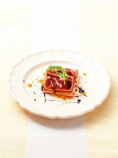 【ELLE a table】まぐろステーキ【肌荒れ対策+デトックス効果】レシピ|エル・オンライン
