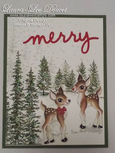 Home for Christmas DSP Stampin' Up! 2015 Holiday Catalogue. Original design www.lauraleestamps.com