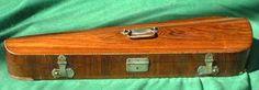 Rosewood violin case
