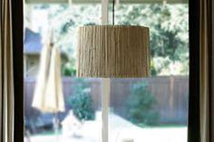 Como fazer lumin�ria ecol�gica com Bambu