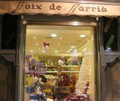 Pastisseria Foix de Sarrià:  located in Sarrià, Barcelona