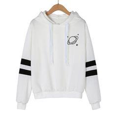 Just Hoods Girlie College Hoodie Damen Kapuzen Sweat Shirt Pullover Pulli