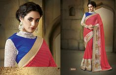 Fancy Designer saree  whatsapp / call / viber 919884034418  An exclusive collection of Fancy Designer saree from the house of Gautam Marketing. These sarees are a must have wardrobe collection and can be used for all occasions. These designs are exclusively crafted to bring the inner beauty of the women who adores collection. --> For more updates follow us on ==>> Facebook - http://ift.tt/1THaNbJ ==>> Twitter - @gmsarees ==>> Googleplus - http://ift.tt/1TSaoXx ==>> Pinterest…
