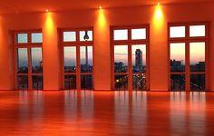 Das Place One in Berlin bietet einen einzigartigen Ausblick über die Hauptstadt.