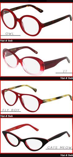 dac5cc818ff glasses Red Eyeglasses