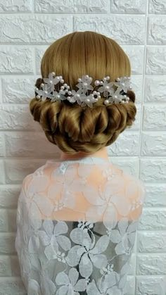 Frozen Hairstyles, Fancy Hairstyles, Girl Hairstyles, Braided Hairstyles, Hair Style Vedio, Long Hair Video, Cool Braids, Synthetic Lace Front Wigs, Hair Care Tips