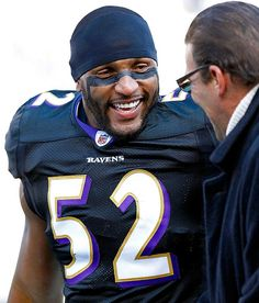 Baltimore Ravens. The man, Ray Lewis, may your retirement be everything you want!  Thank you so much for 17 years!