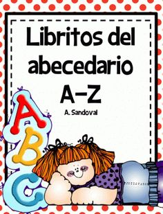 Alphabet Books in Spanish from Angelica Sandoval on TeachersNotebook.com -  (140 pages)  - You get the whole complete alphabet emergent books. You can use the books weekly with the letter of the week. The phrases in these books are simple and geared towards the beginning of the year. I had kids highlight the high frequency words in these books