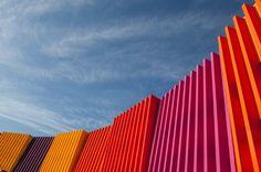 Teletón Infant Oncology Clinic (HITO) | Queretaro | Mexico | Colour in Architecture 2014 | WAN Awards