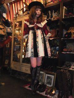Midori Sakura: Dolly Kei: onde a irreverência e o folclórico se encontram em uma moda só