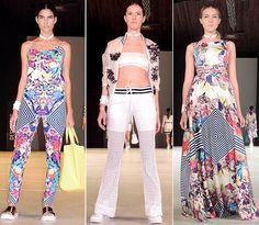 Moda y Tendencias en Buenos Aires : DOT BY LAURENCIO ADOT PRIMAVERA VERANO 2015 - CIER...