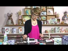 New to Flower Shaping? 5 EZ steps to get started creating dimensional florals - YouTube