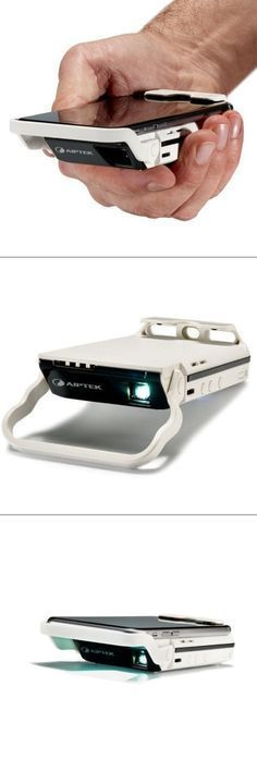 Portable Mini HD DLP Projector #portableprojectorscreen