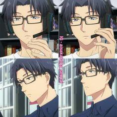 We love a boy who plays games Manga Art, Manga Anime, Anime Art, All Anime, Me Me Me Anime, Koi, Otaku, Anime Guys With Glasses, Anime Group