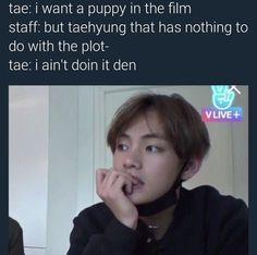 Same, Tae, same