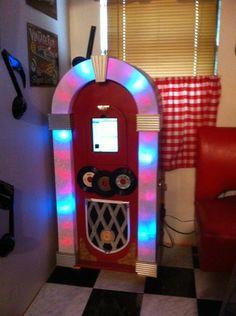 cardboard jukebox - Google Search
