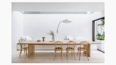Australian Interior Design, Interior Design Awards, Australian Homes, Contemporary Interior, Dining Room Design, Dining Area, Tamizo Architects, Mark Henry, Minimal Home
