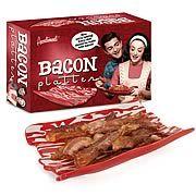 Ceramic Bacon Platter - http://lopso.com/interests/bacon/ceramic-bacon-platter/
