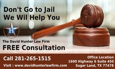 Free DWI Consultation at 281-265-1515 with an Aggressive and Affordable Houston DWI Lawyer focusing on Houston DWI cases in TX  Visit : http://www.davidhunterlawfirm.com/law-firm-overview/  to know more