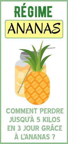 Comment perdre jusqu'à 5 kilos en 3 jour grâce à l'ananas ? #maigrir #astucesminceur #astucesmaigrir #perdredupoids #manger #regime #diet #fitness #weightloss #yoga @santeici