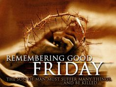 Church Supply Warehouse: Good Friday, the Commemoration of the Crucifixion Of Jesus Christ