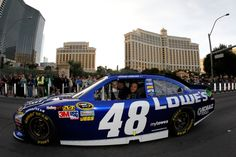 Source: Lowe's Will Not Be Jimmie Johnson's Primary Sponsor In 2014