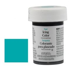 Wilton EU Icing Color - Teal - 28g - Kleurpasta's - Kleurstoffen - Ingrediënten…