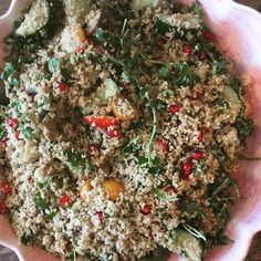 A delicious and healthy cous cous and pomegranate salad. With tomatoes rocket cucumber and pomegranate dressing. X #daisydining #daylesford #catering #daylesfordcatering #bespokecatering #bespoke #traditionalcooking #localproduce #couscous #salad #pomegranate #tomato #rocket #cucumber #cleaneating #healthyfood #wellnessretreat #healthretreat #privatechef #privatedining #privateevent #events #melbourne #melbournefood #wanderlust #wandervictoria #daisylove #daisystyle @local_food_loop