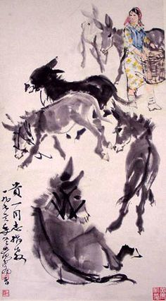 Huang Zhou' Painting Exhibition will Open in Yan Huang Art Museum - China culture