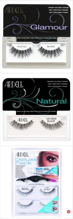 Shop Target for false eyelashes you will love at great low prices. Free shipping on orders of $35+ or free same-day pick-up in store. Makeup Dupes, Makeup Lipstick, Eyeshadow, Makeup Products, How To Color Eyebrows, Perfect Eyebrows, Eye Makeup Art, Beauty Makeup, Beauty Tips