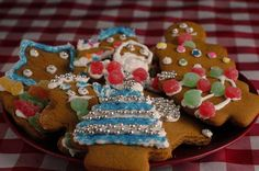 Gingerbread Cookies - Rock Recipes -The Best Food & Photos from my St. John's, Newfoundland Kitchen.