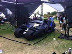 Tutte le Batmobili della saga di Batman al Comic-Con, le nostre foto! #ComicConSW #comiccon #comicconit