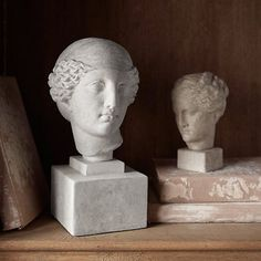 Bust of Greek Goddess Ariadne.