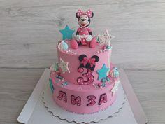 Mickey Mouse Cake Mickey Mouse Cake, Beautiful Cakes, Cake Designs, Birthday Cake, Desserts, Tailgate Desserts, Deserts, Birthday Cakes, Postres