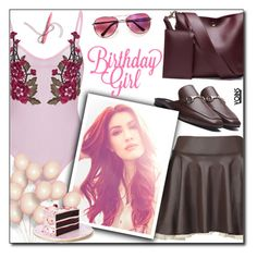 """Its my Birthday ! (Yoins (22/X)"" by dorinela-hamamci ❤ liked on Polyvore"