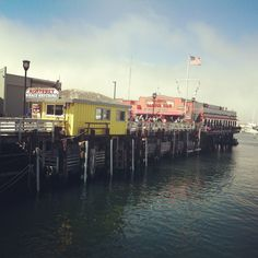 Fisherman wharf Monery CA.