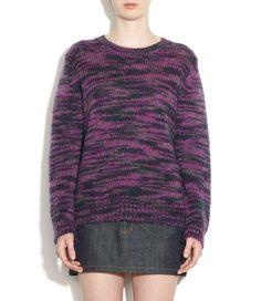 APC Mohair pullover
