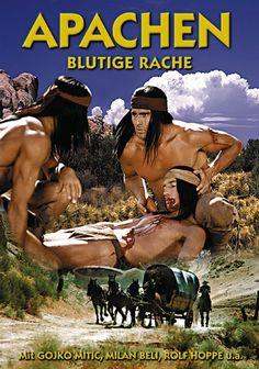 DVD-Cover Apachen