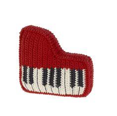 541. Crochet Piano