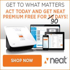 Business Stuff: Free 90 Day Premium Trial With NeatConnect Purchas...
