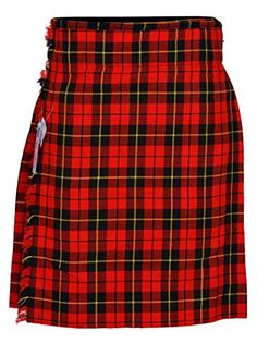 Men's 5 Yard Scottish Tartan Kilt, Highland Wedding Kilt Allsafe Traders Scottish Clans, Scottish Tartans, Great Kilt, Kilts For Sale, Scottish Clothing, Tartan Kilt, Skater Skirt, Fashion Brands, Topshop