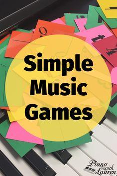 Games & Activities Archives - Piano with Lauren