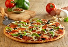 It's Monday! Large cheese pizzas are only $10 at Connie's Pizza Pronto! #Kentsdeals