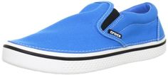 Crocs Unisex Hover Slip-On Fashion Sneaker -  	     	              	Price: $  49.99             	View Available Sizes & Colors (Prices May Vary)        	Buy It Now      Crocs, Inc. is a rapidly growing designer, manufacturer and retailer of footwear for men, women and children under the Crocs brand. All Crocs brand shoes feature...