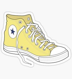 Stickers featuring millions of original designs created by independent artists. Tumblr Stickers, Phone Stickers, Cool Stickers, Printable Stickers, Preppy Stickers, Vsco, Holly Hobbie, Yellow Converse, Homemade Stickers